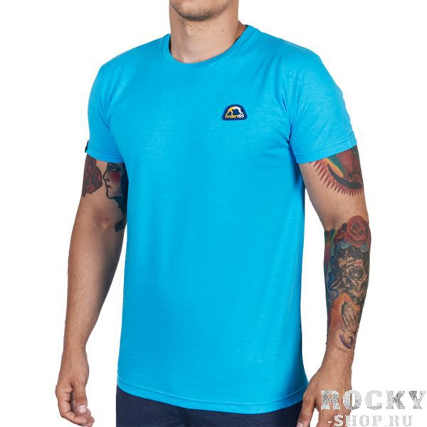 Купить Футболка Manto Emblem Blue (арт. 20985)