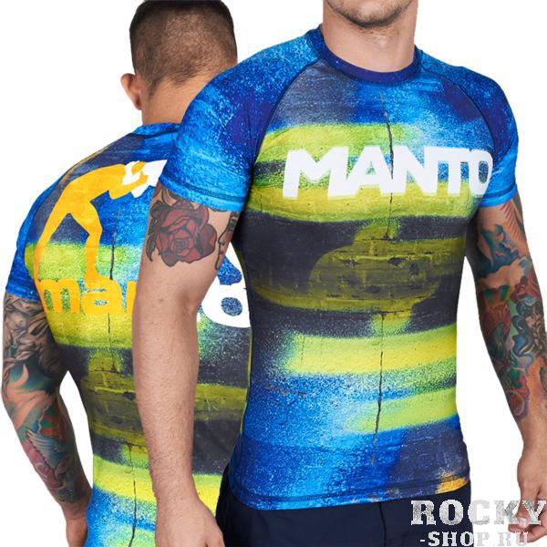 Купить Рашгард Manto Graffiti (арт. 20991)