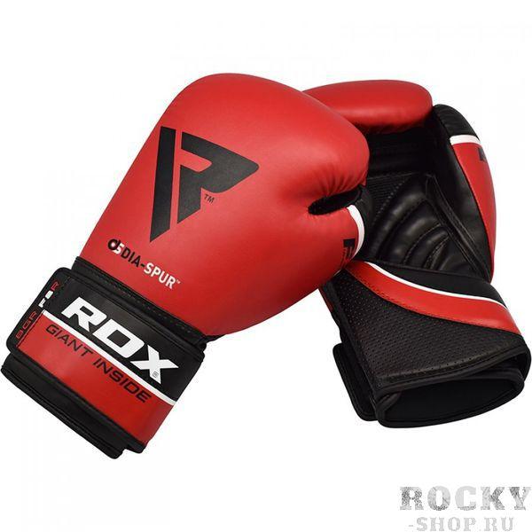 Купить Боксерские перчатки RDX HEXOGEN red 10 oz (арт. 21105)