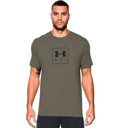 Купить Футболка Under Armour Ali Block undshirt020