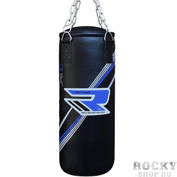 Детский боксерский мешок RDX RDXСнаряды для бокса<br>Детский боксерский мешок RDX. Высота мешка составляет около 1 метра (с учетом цепей для крепления), 28см в диаметре, примерно от 10 до 12 кг в весе. Мешок наполняется измельченной ветошью, что обеспечивает удивительную амортизацию и позволяет груше избегать деформаций и быстро возвращаться в свою первоначальной формую. В комплект с мешком входят стальные цепи для надежного крепления. Габариты и весовые данные мешка дают отличную возможность вашему чаду тренироваться даже в домашних условиях.<br>