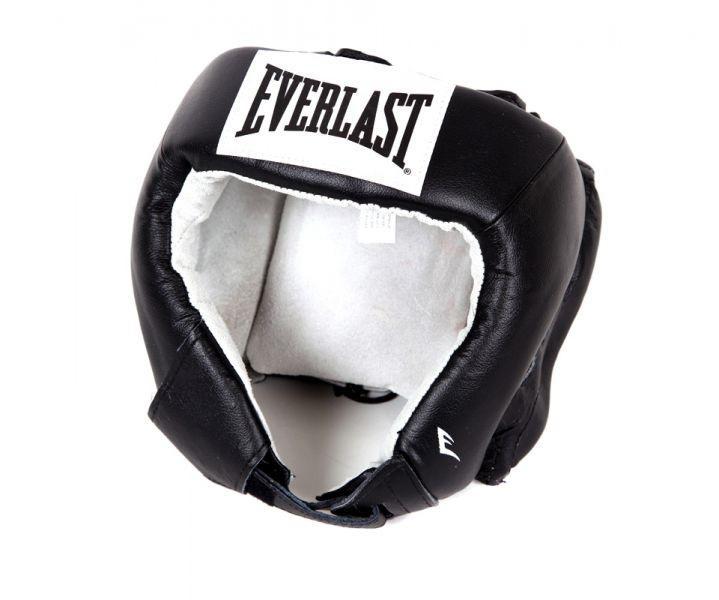 Шлем боксерский Everlast USA Boxing, XL EverlastБоксерские шлемы<br>Шлем для любительских соревнований. Изготовлен из первоклассной кожи, внутр. Часть отделана замшей. Использован 4х слойный пенистый наполнитель. Является официальной экипировкой USA Boxing.<br><br>Цвет: Синий