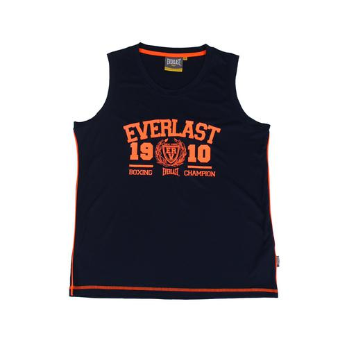 Спортивная майка Everlast Sports Brights, Синяя EverlastМайки<br>Легкая и удобная майка Everlast для тренировок и повседневной носки. Логотип Everlast 1910 на груди. Состав: 100% Полиэстер. Цвет: Синий.<br><br>Размер INT: XXL