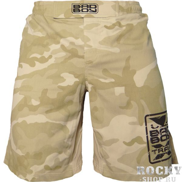 Купить Шорты Bad Boy MMA Desert Camo (арт. 21606)