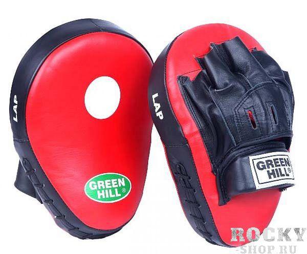 Купить Лапы боксерские Green Hill lap (арт. 21627)