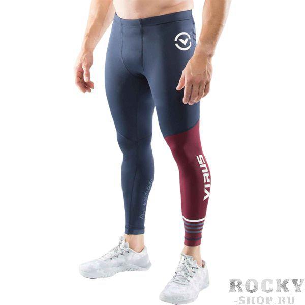 Компрессионные штаны Virus Stay Cool RX8 VirusКомпрессионные штаны / шорты<br>Компрессионные штаны Virus Stay Cool RX8. Леггинсы Virus Stay Cool RX8. Особая форма штанов распределяет давление равномерно на все части ног, что поддерживает все ваши мышцы в тонусе на протяжении тренировки! Миллионы микроканальцев и ткань с добавлением нефрита обеспечивают комфортную температуру и умеренную влажность вашего тела. COOL JADE – это технология, созданная для того, чтобы снизить температуру кожной поверхности при наиболее высоких температурах. Результат применения этой технологии – снижение температуры тела примерно на 2 градуса. Все дело в использовании стружки нефрита! Этот минерал используется в ювелирном деле уже несколько веков и не наносит ни малейшего вреда коже. Могут использоваться как под одеждой, так и без нее. Хорошо подходят для тренировок в зале и для уличных тренировок. Предназначены для занятий самыми различными единоборствами, кроссфитом, фитнесом, железным спортом и т. д. . Уход: машинная стирка в холодной воде, деликатный отжим, не отбеливать.<br><br>Размер INT: L