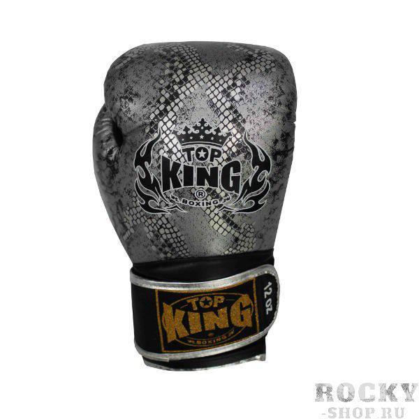 Купить Боксерские перчатки Top King Ultimate Змея 14 oz (арт. 2170)