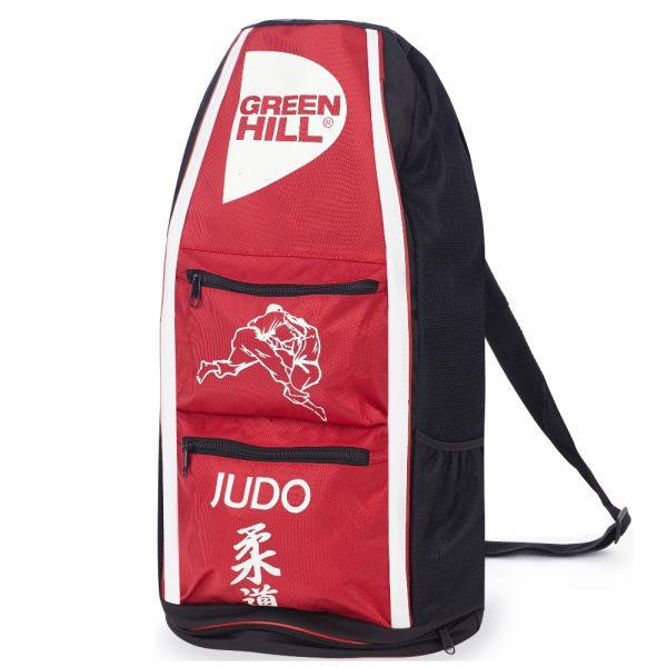 Спортивная сумка-тубус Green Hill Judo, Красная Green HillСпортивные сумки и рюкзаки<br>Удобная спортивная сумка от Green HillРазмеры 56,25*31,5*30<br>