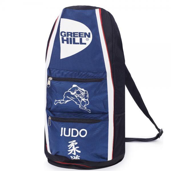Спортивная сумка-тубус Green Hill Judo, Синяя