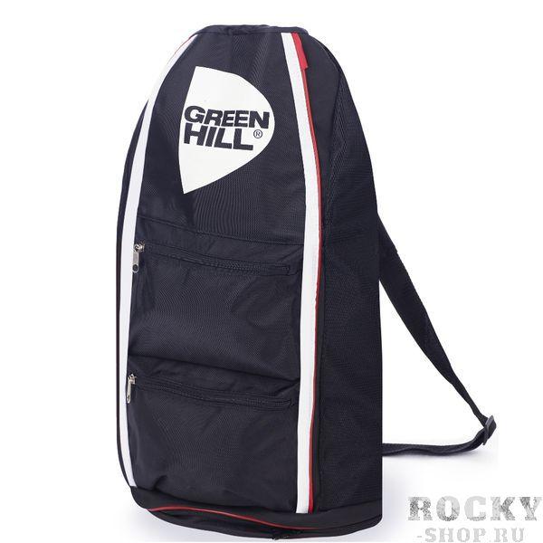Спортивная сумка-тубус Green Hill, Черная Green HillСпортивные сумки и рюкзаки<br>Удобная спортивная сумка от Green HillРазмеры 56,25*31,5*30<br>