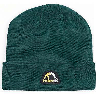 Шапка Manto Emblem Green MantoШапки<br>Зимняя шапка Manto Emblem Green. Состав: 100% акрил.<br>