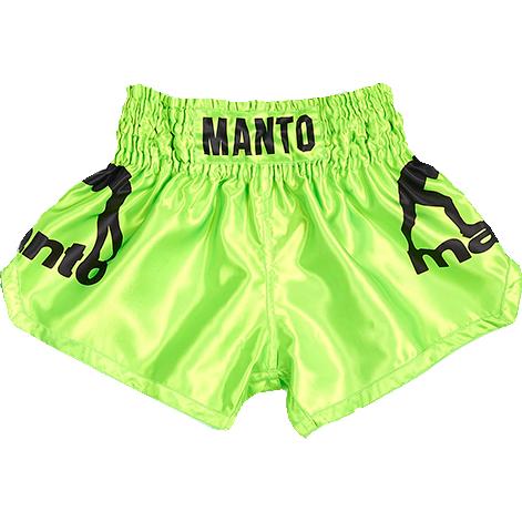 Тайские шорты Manto Muay Thai Dual MantoШорты для тайского бокса/кикбоксинга<br>Шорты для тайского бокса Manto Muay Thai Dual. Широкий эластичный пояс гарантирует комфорт и надежную фиксацию на поясе. Состав: 100% полиэстер.<br><br>Размер INT: XL