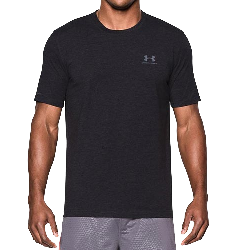 Купить Футболка Under Armour Left Chest undshirt021