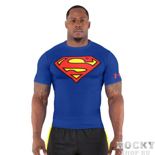Рашгард Under Armour Superman (арт. 21891)  - купить со скидкой