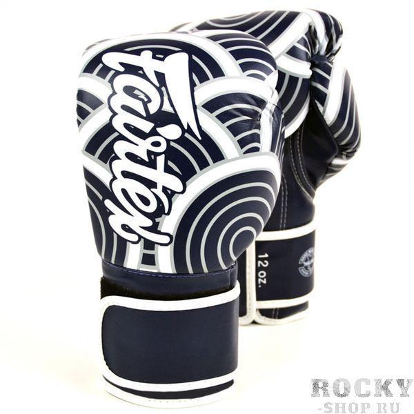 Перчатки боксерские Fairtex Japanese Art 12 oz (арт. 21990)  - купить со скидкой