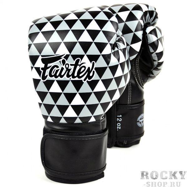 Купить Перчатки боксерские Fairtex Optical 12 oz (арт. 21994)