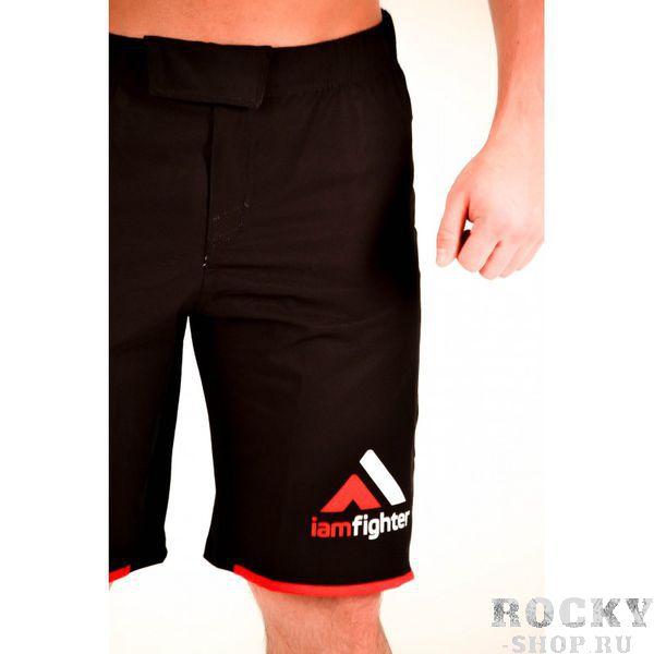 Шорты MMA ACB ACBШорты ММА<br>Черные шорты MMA из легкого дышащего материала<br><br>Размер INT: XL