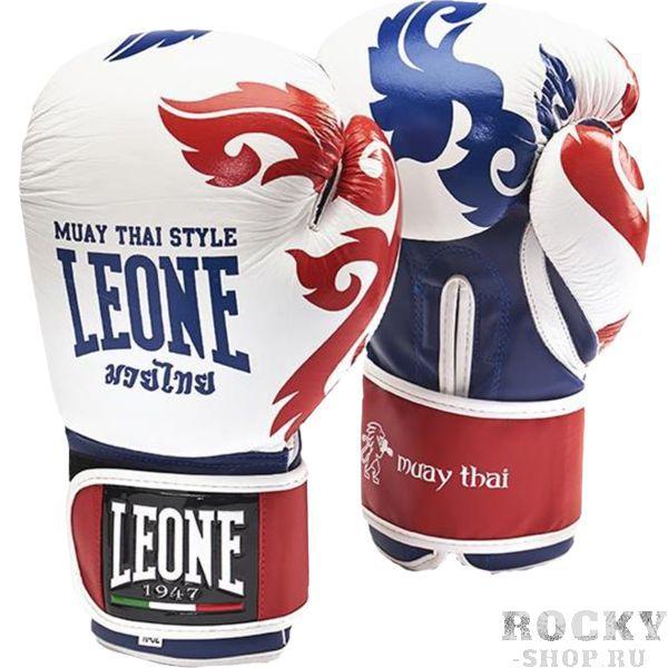 Купить Боксерские перчатки Leone Muay Thai 12 oz (арт. 22233)