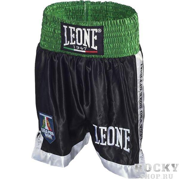 Боксёрские шорты Leone Contender LeoneШорты для бокса<br>Боксёрские шорты Leone Contender. Классические боксёрские шорты от Leone: широкой эластичный пояс и свободный удлинённый крой. Идеально подходят и для тренировочного процесса, и для соревнований. Боксёрские шорты Leone очень легкие, но при этом прочные. Благодаря свободному крою шорты для бокса Leone не создают никакого дискомфорта бойцу. Уход: машинная стирка в холодной воде, деликатный отжим, не отбеливать. Состав: 100% полиэстер.<br><br>Размер INT: XL
