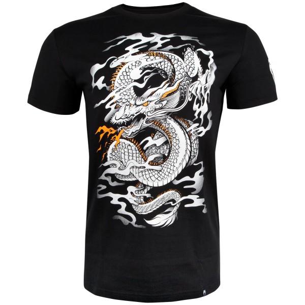 Футболка Venum Dragons Flight Black/White VenumФутболки<br>Футболка Venum Dragon s Flight: получите силу взлетающего дракона!Летите к своим целям и никогда не останавливайтесь на достигнутом. Получайте уверенность и силу для достижения целей, надевая футболку Venum Dragon s Flight –настоящий символ силы и решимости. Это Ваше время, чтобы взлететь!Выполнены из высококачественного 100% хлопкаВысококачественная шелкография для максимальной прочностиОблегающая модельКороткие рукаваЛоготип Venum. Вес – 0. 2500Состав – 100% хлопокСтрана-производитель – Китай&amp;nbsp;<br><br>Размер INT: S