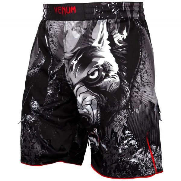 Купить Шорты ММА Venum Werewolf Black/Grey (арт. 22314)