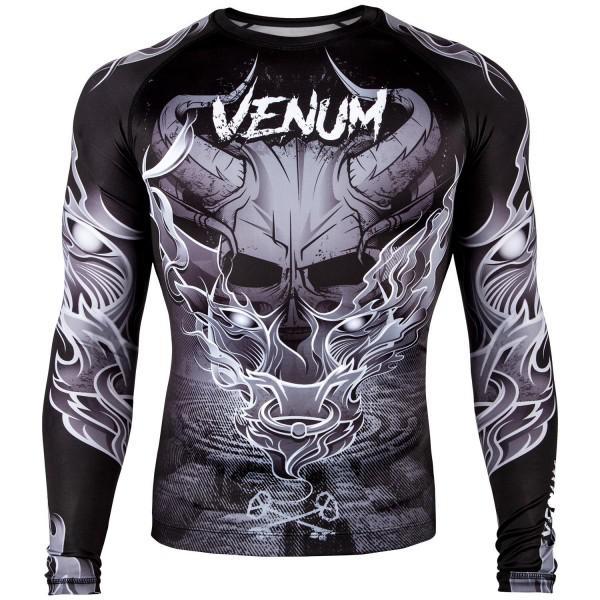 Купить Рашгард Venum Minotaurus Black/White L/S PSn-venrash0137 (арт. 22319)