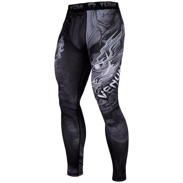 Купить Компрессионные штаны Venum Minotaurus Black/White (арт. 22324)