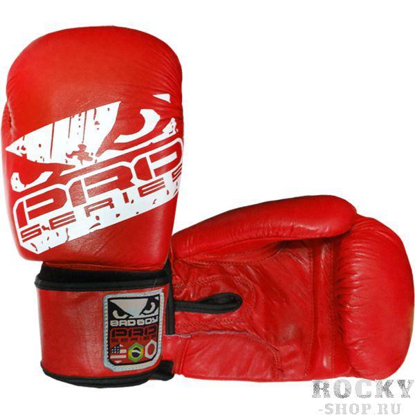 Купить Боксерские перчатки Bad Boy Pro Series 10 oz (арт. 22453)
