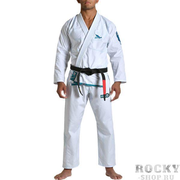 Кимоно для бжж Grips Superlight Grips AthleticsЭкипировка для Джиу-джитсу<br>Кимоно для BJJ (бразильское джиу-джитсу) Grips Athletics Superlight. Легчайшее кимоно для бразильского джиу-джицу. Ги Grips - это новый шаг в производстве экипировки для БЖЖ. Сшито кимоно по новейшим лекалам. За счёт этого куртка садится плотнее. Новейшая разработка для увеличения комфорта - вставка внутри куртки из перфорированной синтетической ткани. Этот дополнительный сегмент отводит пот от тела и при этом мешает ему проникнуть вглубь хлопковой материи кимоно. Это ги можно описать двумя словами: качество и стиль. Gr1ps Athletics всегда старается снабдить свою продукцию фирменными элементами: эластичные шнурки, отстрочка, вышивка и дополнительные вставки. Все эти составляющие качественно отличают творения итальянского производителя Grips Athletics от других изготовителей. За счёт наилучшего качества хлопка это кимоно является оптимальным выбором для любителей бразильского джиу-джитсу. Благодаря очень лёгкому весу данное кимоно отлично подойдёт для соревнований. Состав ткани: 60% хлопок, 40% полиэстер. CVC-рипстоп. Плотность ткани - 240. Пояс в комплек не входит.<br><br>Размер: A4