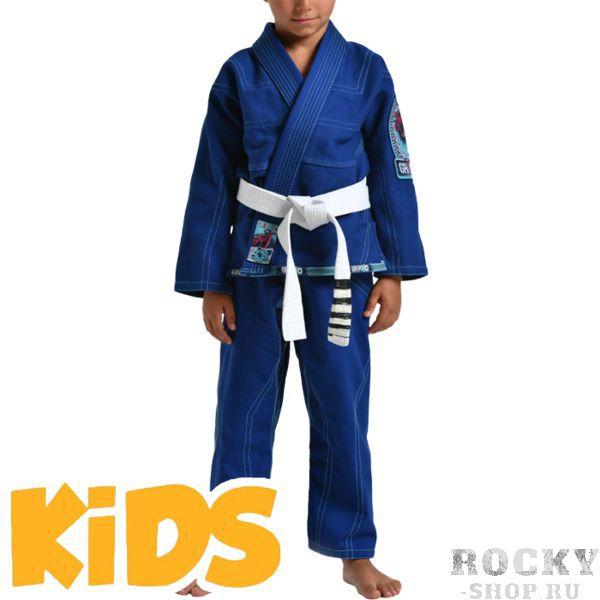 Купить Детское кимоно для БЖЖ Grips Triple Athletics (арт. 22464)