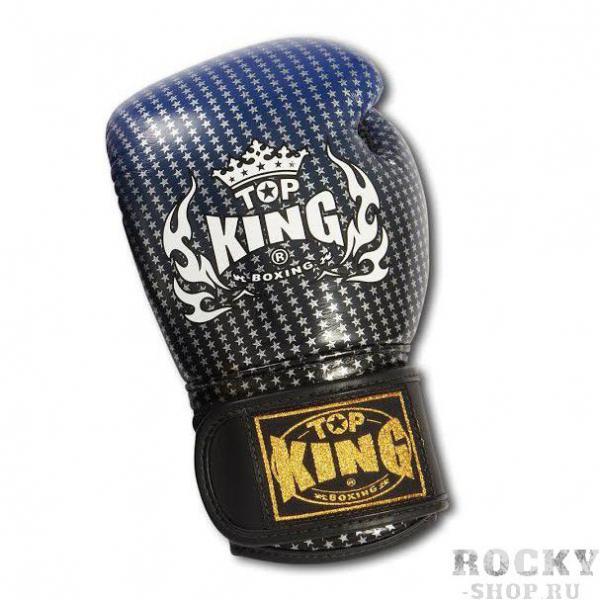 Перчатки боксерские детские Super Star 9-11 лет Top KingБоксерские перчатки<br>Детские боксерские перчатки от тайского бренда Top King выполнены вручную из высококачественной натуральной кожи. Детям в секциях по единоборствам требуется максимальная защита, поэтому компания Top King позаботилась об этом и разработала специальную детскую серию защиты &amp;ndash; перчаток и накладок для детей и подростков - Super Star. Все модели выполнены из превосходных материалов, прочные, легкие и безопасные. На возраст 9-11 лет.<br><br>Цвет: синий