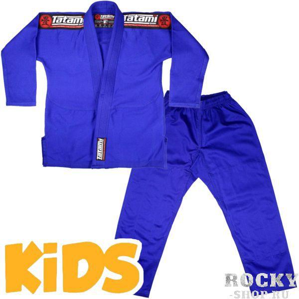 Детское ги для БЖЖ Tatami Nova Mk4 Blue TatamiЭкипировка для Джиу-джитсу<br>Детское кимоно для БЖЖ(бразильское бразильское джиу джитсу) Tatami Nova Mk4 Blue. Лёгкое ги - плотность куртки 425. Воротник, наполнен пеной EVA для более быстрого высыхания и комфорта. Высочайшее качество вышивки. Ги сделано из цельного куска ткани (без швов на спине)! При стирке в горячей воде возможна усадка порядка 5%. стирать ги рекомендуется в мягкой воде до 30 градусов без отбеливателя. Пояс в комплекте НЕ идет.<br><br>Размер: M4