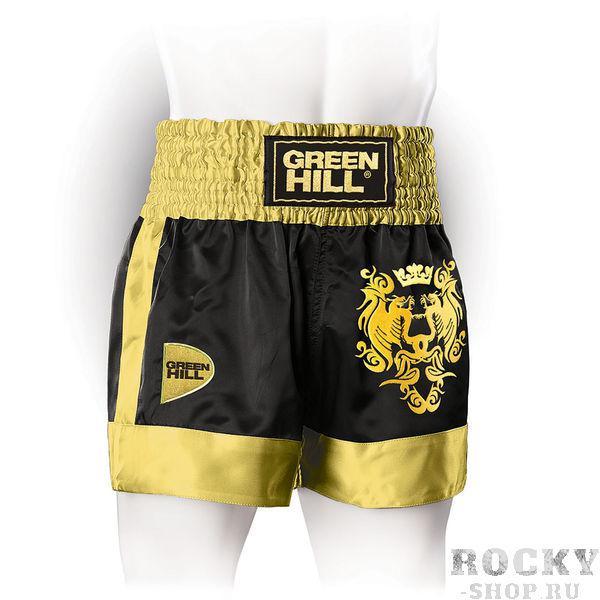 Купить Шорты для тайского бокса Green Hill Hydra (арт. 23051)