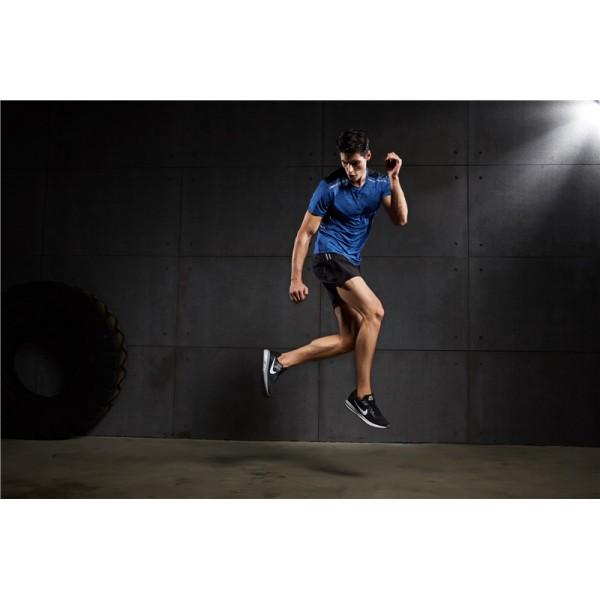 Футболка спортивная Vansydical MBF77904 VansydicalФутболки<br>Спортивная майка отводит влагу, гарантирует комфорт, а также обеспечивает полную свободу движений во время тренировки. Страна производитель - Китай.<br><br>Размер INT: XL