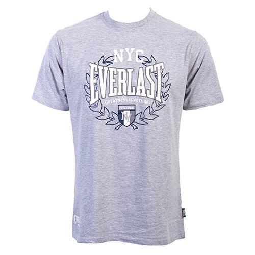 Футболка Everlast Sports Marl NYC Grey (арт. 23268)  - купить со скидкой