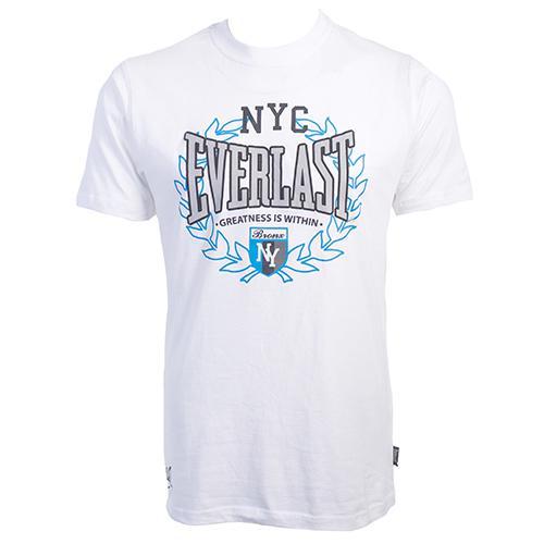 Купить Футболка Everlast Sports Marl NYC White (арт. 23269)