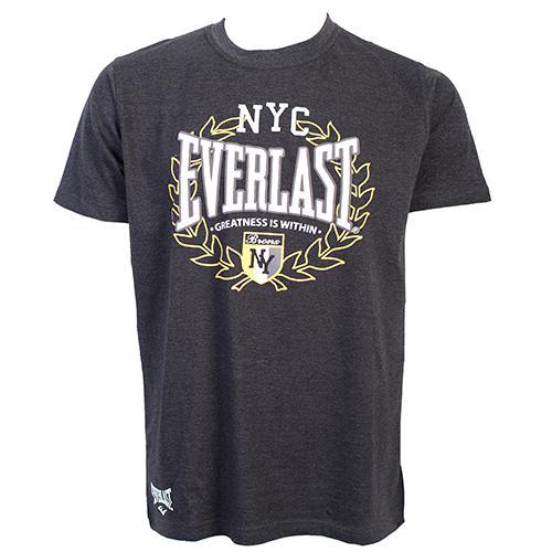 Купить Футболка Everlast Sports Marl NYC Black (арт. 23271)