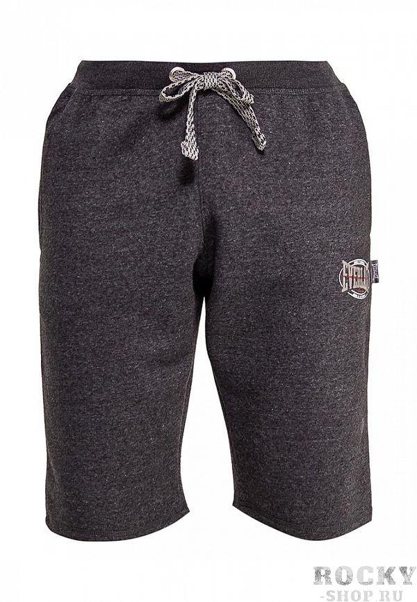 Шорты Everlast Sports Deep Grey EverlastСпортивные штаны и шорты<br>Стильные мужские шорты с принтом выполнены из высококачественного материала, в состав которого входят волокна полиэстера. Ткань отлично выдерживает различные механические нагрузки и растяжения и всегда возвращается в первоначальное состояние. Шорты мужские Everlast Sports с эластичным прорезиненным поясом на шнуровке. Логотип Everlast на штанине. Шорты идеально подойдут как для занятий спортом, так и для активного отдыха. Детали: эластичный пояс со шнурком, два боковых кармана, один карман сзади.<br><br>Размер INT: M