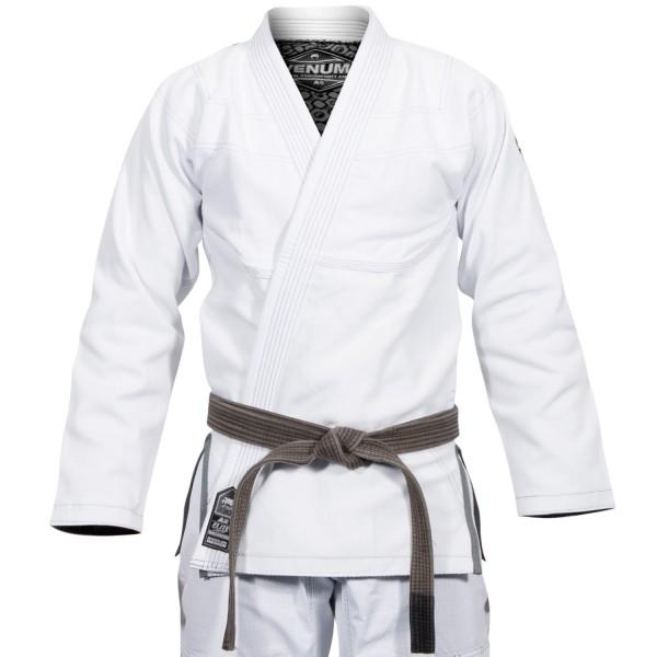 Купить Кимоно для бжж Venum Elite Classic Ice/Grey (арт. 23555)