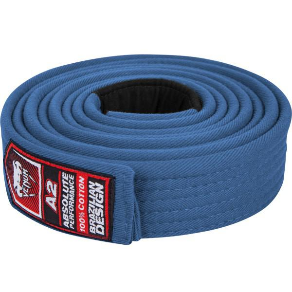 Пояс для бжж Venum Belt Blue