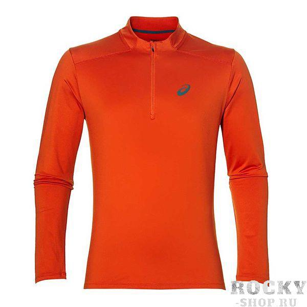 Купить Мужская беговая рубашка ASICS 134090 0516 ESS WINTER 1/2 ZIP Asics (арт. 23595)