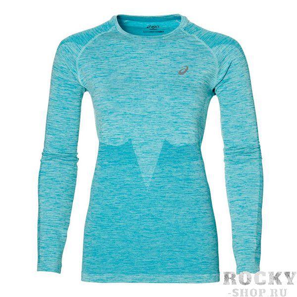 Купить Женская беговая рубашка ASICS 134610 8065 SEAMLESS LS Asics (арт. 23598)