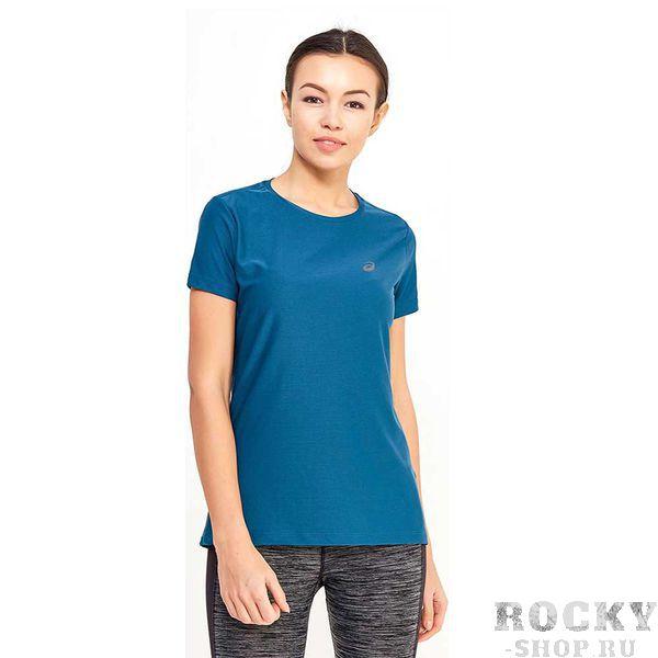 Купить Женская беговая футболка ASICS 134104 8094 SS TOP Asics (арт. 23689)