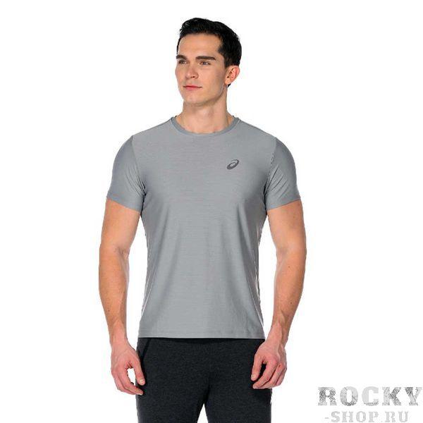 Купить Мужская беговая футболка ASICS 134084 0795 SS TOP Asics (арт. 23690)