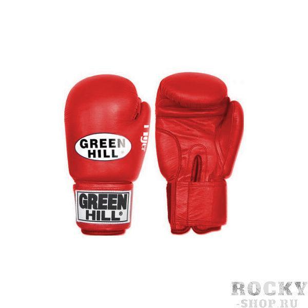 Купить Перчатки боксерские tiger Green Hill 10 унций (арт. 237)