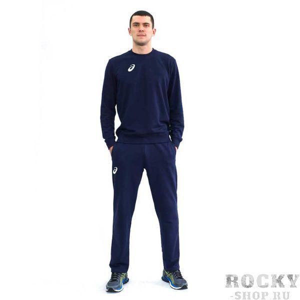 Мужской спортивный костюм ASICS 156855 0891 MAN KNIT SUIT AsicsСпортивные костюмы<br>•Мужской спортивный костюм из толстовочного трикотажа подойдет как для тренировок, так и для повседневной носки. •Воздухопроницаемый мягкий материал отводит влагу с поверхности кожи, создавая оптимальный микроклимат и комфортные ощущения. •Модель приталенного силуэта выгодно подчеркнет вашу фигуру. •Низ толстовки и манжеты имеют трикотажную резинку для идеального облегания и комфортной носки.<br><br>Размер INT: M