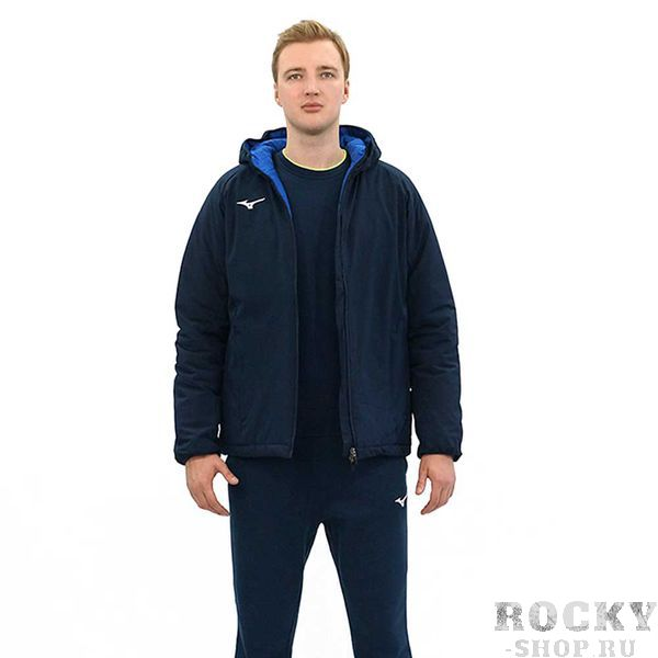 Купить Мужская куртка MIZUNO 32EE7500 14 PADDED JACKET Mizuno (арт. 23726)