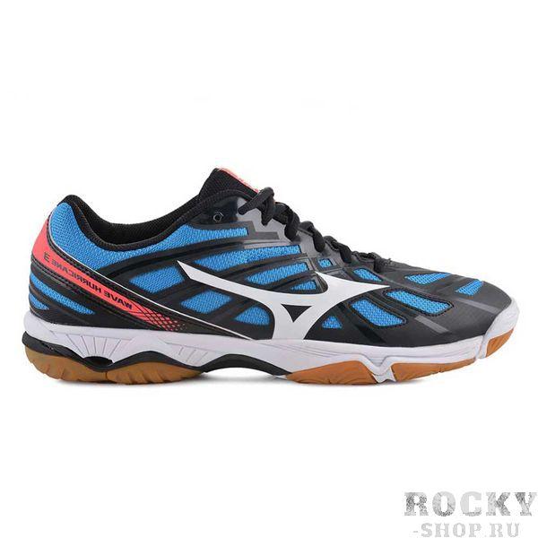 Купить Кроссовки волейбольные мужские MIZUNO V1GA1740 01 WAVE HURRICANE 3 Mizuno (арт. 23753)