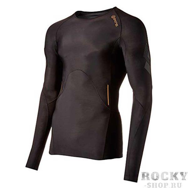 Мужская компрессионная рубашка SKINS ZB99320059001 A400 MENS TOP LONG SLEEVE Skins (арт. 23769)  - купить со скидкой