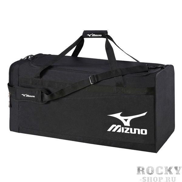 Спортивная сумка MIZUNO K3EY6A08 90 TEAM HOLDALL LARGE MizunoСпортивные сумки и рюкзаки<br>Спортивная сумка MIZUNO K3EY6A08 90 TEAM HOLDALL LARGE•Вместительная спортивная сумка среднего размера изготовлена из 100% полиэстера (D600). •Основное отделение закрывается широкой крышкой на молнии для полного доступа к вещам. •Материал водонепроницаем, но при этом обеспечивает прекрасную воздухопроницаемость. •Ручки для переноски в руках скрепляются мягкой манжетой при необходимости. •Регулируемый ремень через плечо обеспечивает удобство переноски и пользования. •Вентилируемый боковой карман позволяет хранить влажные вещи или обувь. •Размеры (Д х Ш х В): 80 х 39 х 38 см.<br>